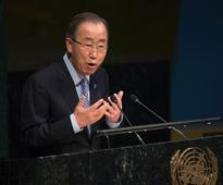 Ban disappointed by UN decision to bar press f... United Nations Secretary-General Ban Ki-moon. AFP     Uni...