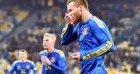 Ukraine duo named in squad after they kiss and make up