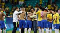 Call from Scolari helped Brazil avoid soccer elimination