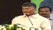Andhra Pradesh to modernise agriculture technology, says CM Naidu at World Food Prize-2017 award ceremony