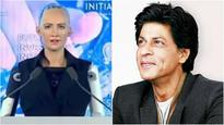 Humanoid Sophia picks Shah Rukh Khan as her favourite actor, here's what SRK had to say