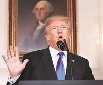 Done more than any '10 month President', US economy booming: Donald Trump
