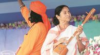At ground zero: Mamata recites poem, ministers and leaders sing