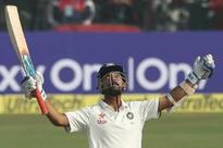 India surge ahead after Rahane century