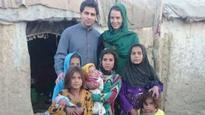Dr Waheed Arian: The refugee who treats Afghans via Skype