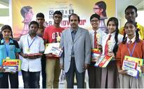 Little chess masters shine at The Hindu in School contest