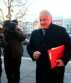 Businessman Denis O'Brien tells High Court he received threats to his life and family