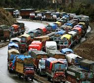 Srinagar-Leh Highway may partially open on 5th April