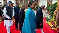 Prez polls: Meira Kumar urges electoral college to listen to their 'inner voice of conscience'