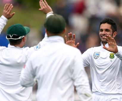 2nd Test: South Africa clinch eight-wicket victory