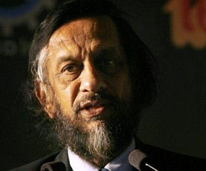 Pachauri steps down from TERI governing council