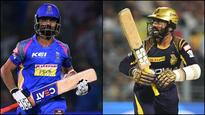 IPL 2018 Preview: KKR vs RR- Pink city to host 'hotter than desert' contest between Royals and Knight Riders