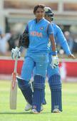 Harmanpreet's breezy ton propels India to WWC final