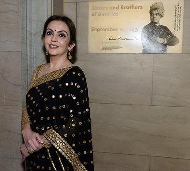 After Mukesh Ambani, VVIP Security Cover For Wife Nita Ambani