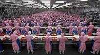 Robots replace close to 60,000 employees at Foxconn