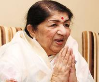 Lata Mangeshkar completes 75 years of singing