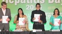 Amitabh Bachchan calls for increased awareness on World Hepatitis Day