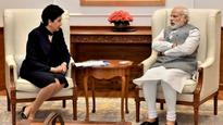 Indra Nooyi meets PM Modi, says Pepsico to use more Indian-grown fruit juice in beverages