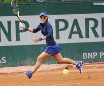 Highlights of French Open tennis tournament
