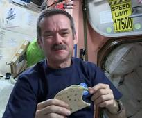 Astronaut From Space Station Feels Dizzy, Horrible, And Old Now That He's Back On Earth