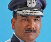 IAF Chief Raha flies indigenously