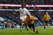 Joseph double as England down Wallabies for unbeaten 2016