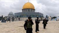 Over 1,300 Israelis storm Al-Aqsa in November: Official