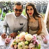 SEE PICS: Sunjay Kapur and Priya Sachdev have a grand New York reception!