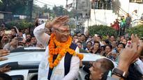 Trivendra Singh Rawat sworn in as Uttarakhand CM, PM Modi congratulates him