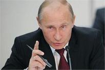 Putin hails Assad for fighting terrorists: Kremlin