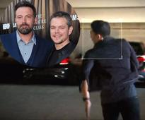Here's how you can win money while watching Ben Affleck and Matt Damon's new web series 'The Runner'