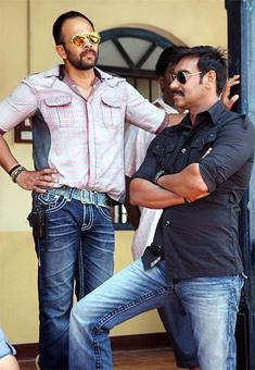 Rohit Shetty teams up with Ajay Devgn again