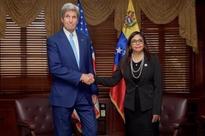 Kerry Announces Plans for Immediate High-Level Talks with Venezuela