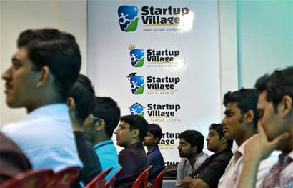 Startup Village ranked India's best incubator