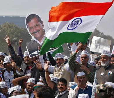 Is this the end of the road for AAP?