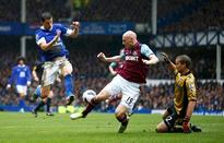 Everton beats West Ham 2-0 in Premier League