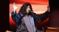 Suspicious person held from vehicle of Abida Parveen
