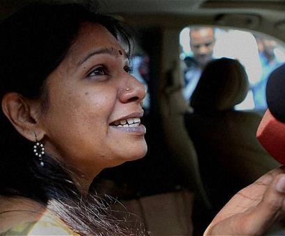 Did Kanimozhi scuttle TR Baalu's RS candidature?