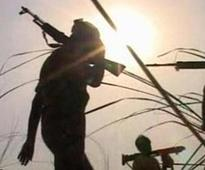 Maoists torch three vehicles in Jharkhand