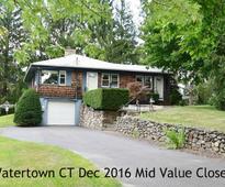 Watertown CT Real Estate Sales Report for December 2016