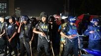 Islamic State claims suicide attack at Dhaka airport