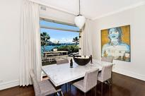 Jodhi Meares' plush Point Piper pad