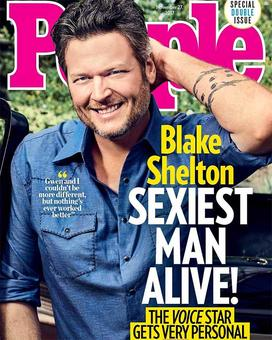VOTE: Is he the sexiest man alive?