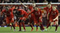 League Cup: Liverpool edge Stoke after penalty drama to enter final