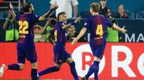 Neymar and Messi lead Barcelona to ICC title
