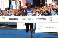 Jepchirchir returns to defend Usti nad Labem half marathon title