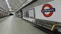 Oxford Circus: London police denies evidence of firing