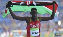 Kenya's Olympic champ Kipruto eyes steeplechase world…