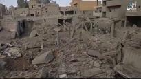 US-led strike on Islamic State-held Syria town kills 23 civilians: Monitor