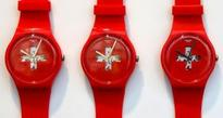 Swatch shares plunge on warning of profit collapse